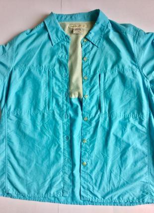 Сорочка/рубашка/куртка для тур-походів (солнцезащита,репеллент от насекомых) exofficio usa4
