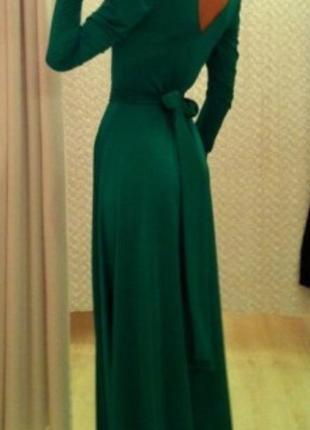 Платье в пол1