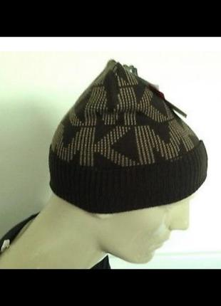Комплект шапка и шарф michael kors оригинал5