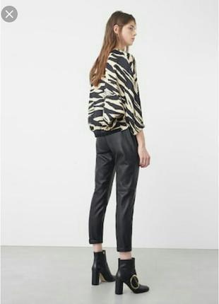 Новая блуза в крутой принт2
