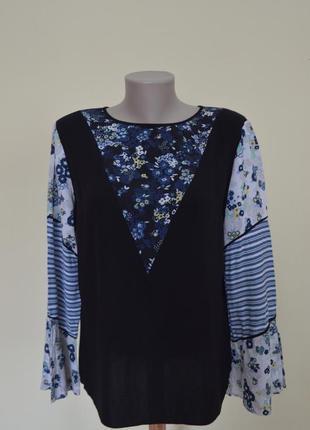 Красивая вискозная блузочка1 фото