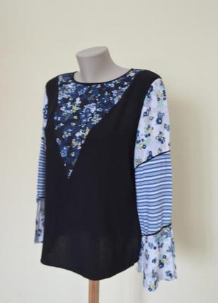 Красивая вискозная блузочка2 фото