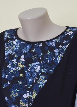 Красивая вискозная блузочка3 фото