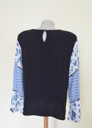 Красивая вискозная блузочка4 фото
