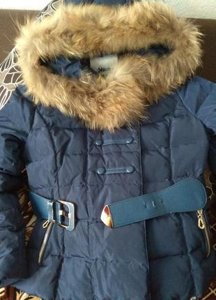 Куртка пуховик1 фото