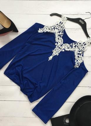 Шикарная блуза с открытыми плечами и рукавами широкими к низу1