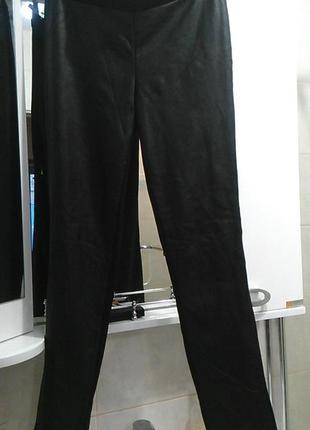 Штаны кожаные2
