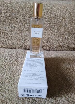 Givenchy dahlia divin, оригинал, духи, парфюм, парфюмированная вода, живанши4