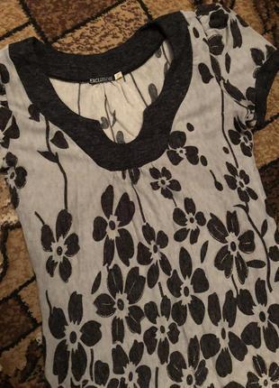 Тёплое платье туника1