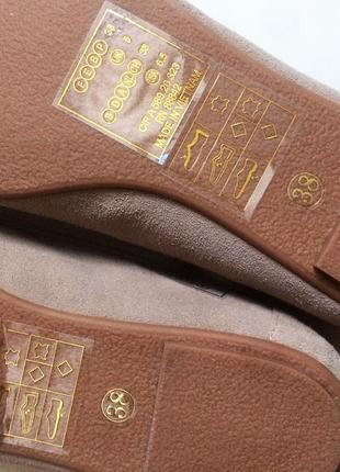 Нові  100% шкіра лодочки essential, р.37-37,5 (устілка 24 см)4