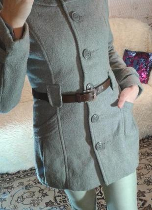 Теплое пальто tally weijl - 34, 155/76а2