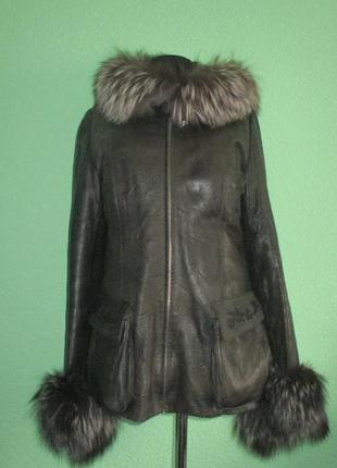 Куртка зимняя 46-48 размер