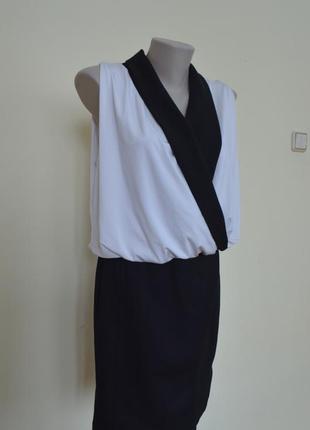 Бутиковое итальянское платье2