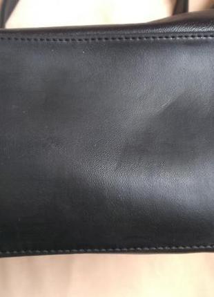 Комбинированная сумка кожа+кожзам2 фото