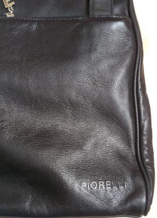 Комбинированная сумка кожа+кожзам3 фото