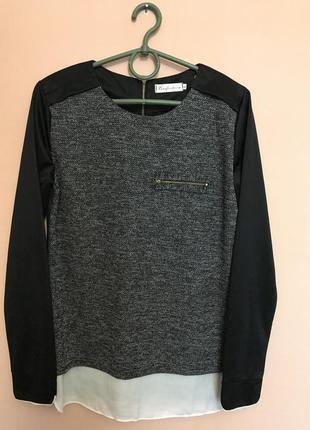 Нарядная блузка1