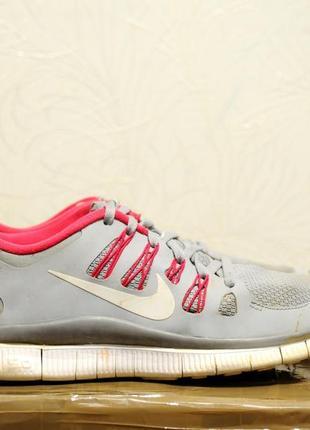 40/25.5 см женские кроссовки nike free 5.0 спортивные для бега/фитнесса/зала
