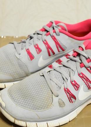 40/25.5 см женские кроссовки nike free 5.0 спортивные для бега/фитнесса/зала2