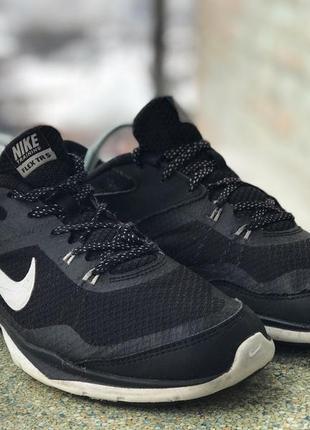 Беговые кроссовки nike flex trainer 5 ( 40 размера 25,5 см)