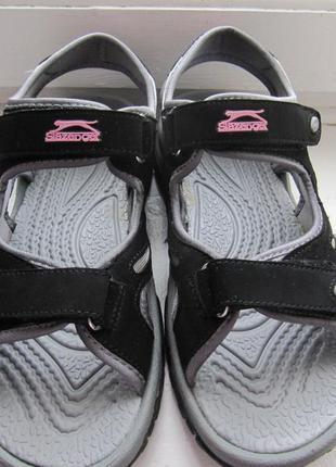Спортивные сандалии slazenger 25, 5см3