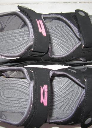 Спортивные сандалии slazenger 25, 5см5