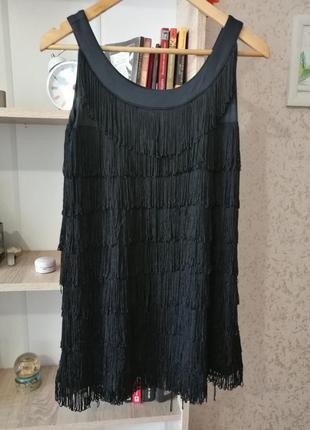 Динамичное платье