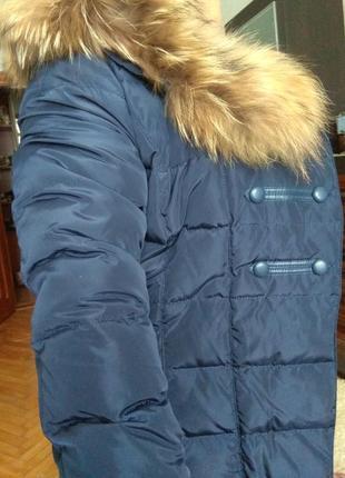Куртка пуховик2 фото