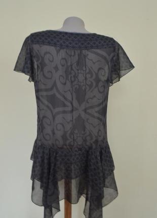 Легкая блузочка туника4