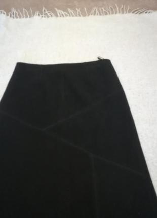 Теплая длинная юбка фирмы elegance collection, размер 503