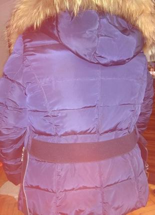Куртка пуховик4 фото
