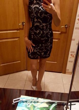 Вечернее платье1