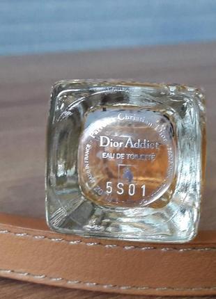 Парфумована вода christian dior addict 30ml4 фото