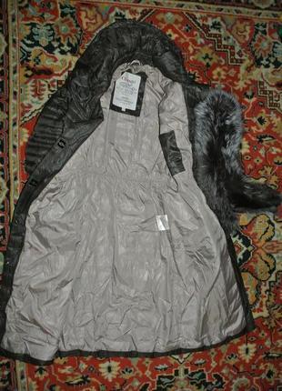 Пальто chiagо, пуховик зимний длинный, куртка2