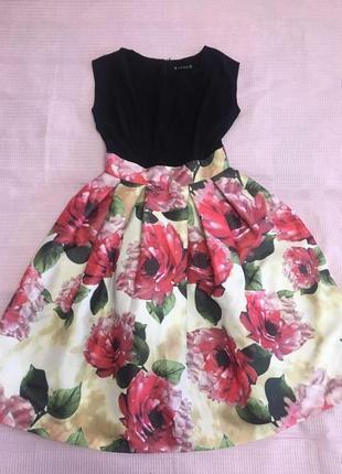 Шикарное плаття в идеальном состоянии.3