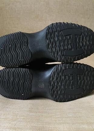 Замшевые кроссовки, кросівки hogan, 36-37 р.5