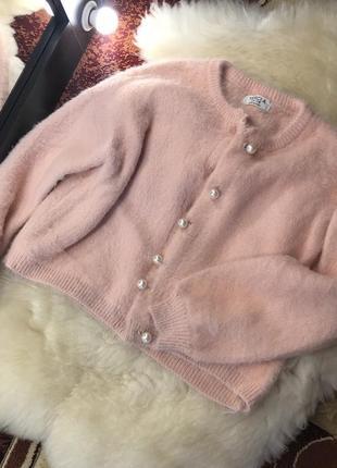 Кофта свитер кардиган1