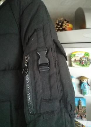 Куртка зима короткая синтепон5