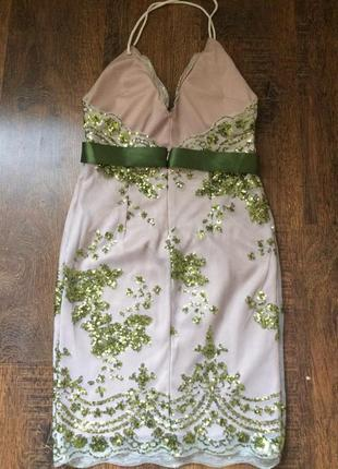 Шикарные платья дорого бренда for love & lemons2 фото