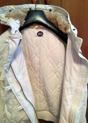 Жіноча джинсова куртка3