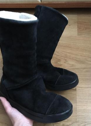Зимние ботинки adidas1 фото