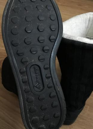 Зимние ботинки adidas4 фото