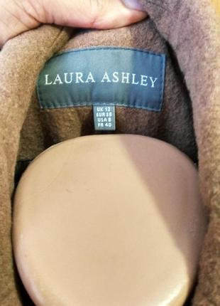 Laura ashley пальто шерстяное2