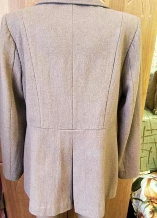 Laura ashley пальто шерстяное3