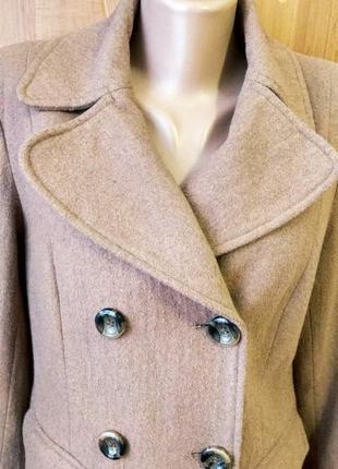 Laura ashley пальто шерстяное4