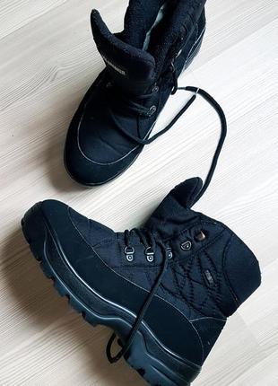 Трекинговые зимние ботинки сапоги мужские с шипами 42