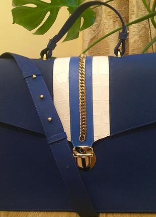 Новая оригинальная сумка-портфель в стиле dior1