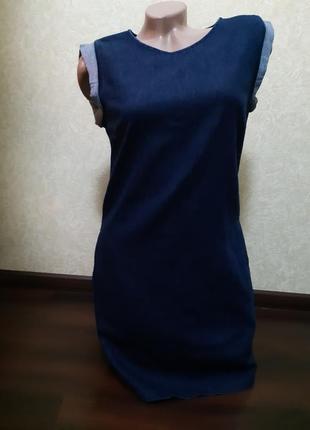 Платье denim (джинс)