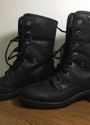 Ботинки женские clarks4