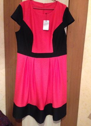 Платье -большой размер-18=  от wow1