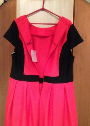 Платье -большой размер-18=  от wow3